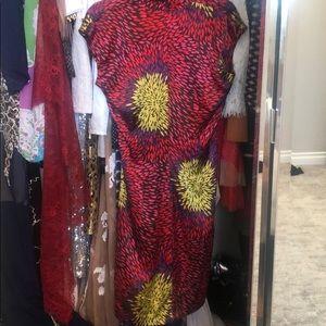 Trina Turk Dresses - Trina Turk silk dress
